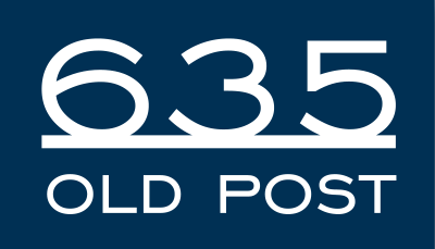 636 Old Post in Sharon, MA Logo